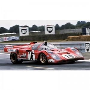 Slot.it Ferrari 512M No.16 Le Mans 24h 1971