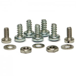 Slot.it HRS1 Screw Pack for Chassis Kit SICH08
