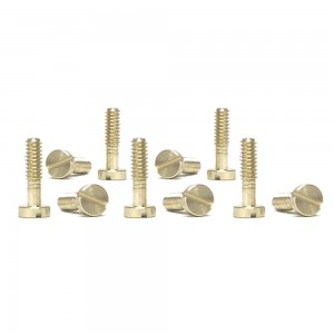 Slot.it Screws 2.2x8mm Big Head x10 SICH52