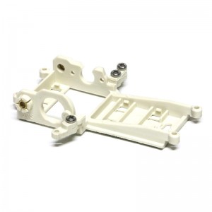 Slot.it Sidewinder Motor Mount 0.75mm Offset Evo 6 SICH69