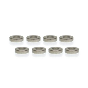 Slot.it Neodimium Magnet for magnetic suspension 6x1.5mm SICN10
