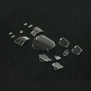 Slot.it Porsche 956/962 Clear Parts Pack SICS02V
