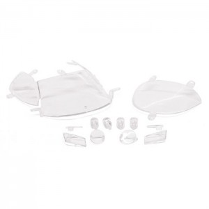 Slot.it Nissan R390 Clear Parts Pack SICS04V