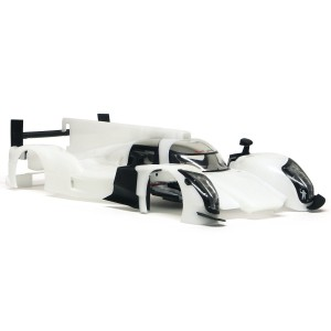 Slot.it Audi R18 TDI Unpainted Body Kit SICS24B1