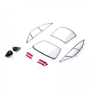 Slot.it Opel Calibra V6 Clear Parts Pack