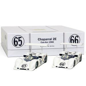 Slot.it Chaparral 2E Monterey Grand Prix 1966 Twin Set SICW08