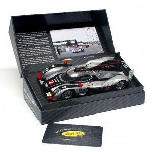 Slot.it Audi R18 TDI No.2 Le Mans Winner 2011