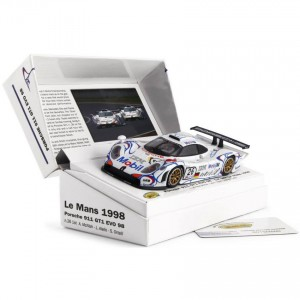 Slot.it Porsche 911 GT1 EVO 98 Le Mans 1998 Winner SICW13