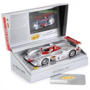 Slot.it Audi R8 LMP No.8 1st Le Mans 2000