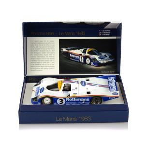 Slot.it Porsche 956C LH No.3 Rothmans Le Mans 1983 Winner