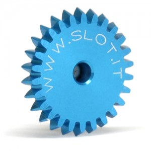Slot.it Flat 6 Anglewinder Gear Long Hub 26t SIGA26LH