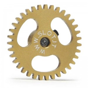 Slot.it Sidewinder Light Ergal Gear 35t 18mm SIGS1835