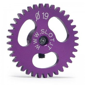 Slot.it Sidewinder Light Ergal Gear 36t 19mm SIGS1936