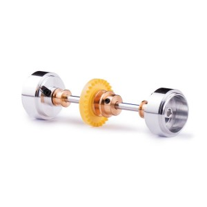 Slot.it Starter Kit Inline 28t 15.8x8.2mm Wheels