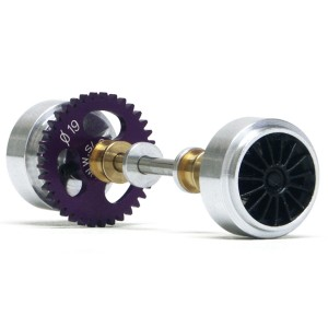 Slot.it Starter Kit Sidewinder 36t Small Wheels SIKK02
