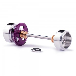 Slot.it Starter Kit Sidewinder 36t 15.8x8.2mm Wheels
