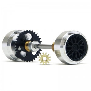 Slot.it Starter Kit Anglewinder 32t Large Wheels SIKK09B