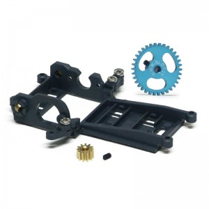 Slot.it Sidewinder Motor Mount 0.5mm Offset Conversion Kit