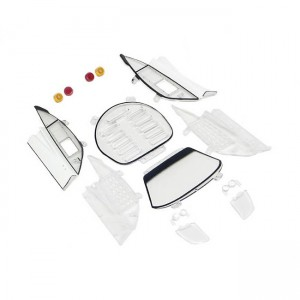 Slot.it Ferrari F40 Clear Parts Pack SIKS02V