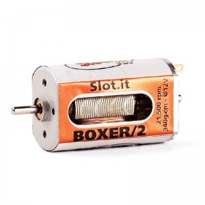Slot.it Boxer/2 Motor 21.500 rpm Open/Closed
