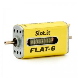 Slot.it Flat-6 Motor 20.500 rpm Open/Closed
