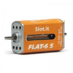 Slot.it Flat-6 S Motor 22.500 rpm Open/Closed