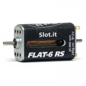 Slot.it Flat-6 RS Motor 25.000 rpm