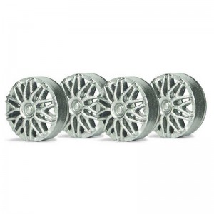 Slot.it Wheel Inserts BBS Silver SIPA03S
