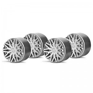 Slot.it Wheel Inserts BBS Silver SIPA13S