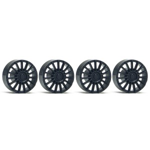 Slot.it Wheel Inserts 16 Spoke Grey SIPA16