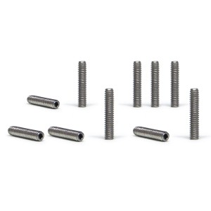 Slot.it Hexagonal Screws M2 10mm for front axle SIPA54