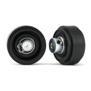 Slot.it 4WD Plastic 16.5 x 8.2 Front Wheels Assembled