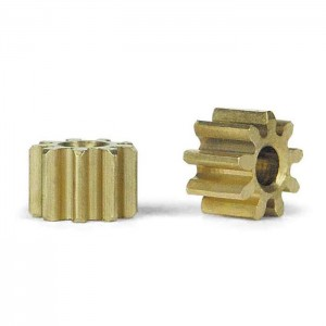 Slot.it Inline Brass Pinion 9 Teeth 5.5mm SIPI09