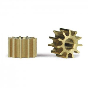Slot.it Inline Brass Pinion 11 Teeth 5.5mm SIPI11