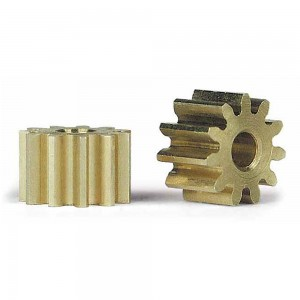 Slot.it Sidewinder Brass Pinion 11 Teeth 6.5mm SIPS11