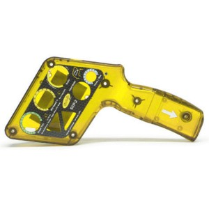 Slot.it Controller SCP-2 Shell Lemon Yellow