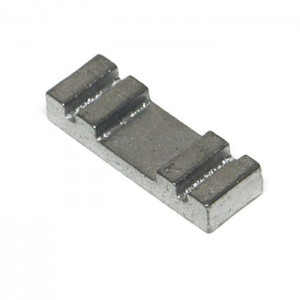 Slot.it Tungsten Ballast Motor Mount Shape 2.5g SISP23