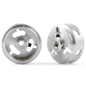 Slot.it Magnesium Wheels 17.3x8x1.5mm SIWH1230-MG