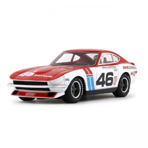 Racer Siliverline-BRE Datsun 240Z No.46 SCCA Champion 1970/1971 SL18A