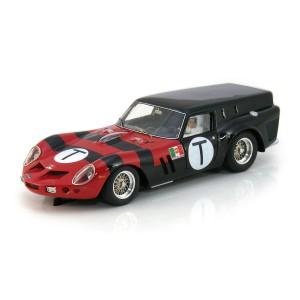 Racer Silverline Ferrari 250 GT Scuderia Serenissima Test Car 1962