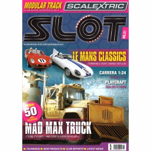 Slot Magazine Issue 21