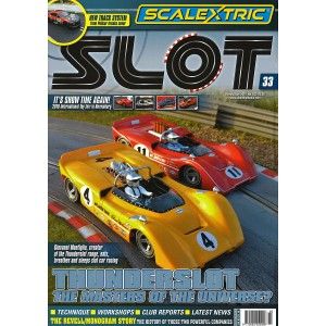 Slot Magazine Issue 33