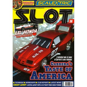 Slot Magazine Issue 36
