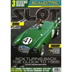 Slot Magazine Issue 42