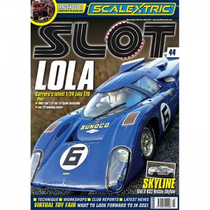 Slot Magazine Issue 44