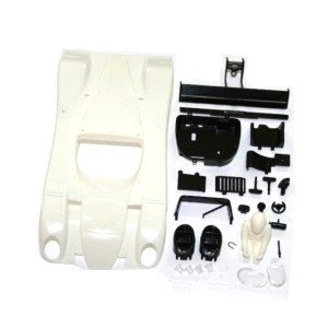 Sloting Plus Reynard 2KQ White Body Kit SP001010