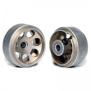 Sloting Plus Mondial Wheels 15x8.5mm