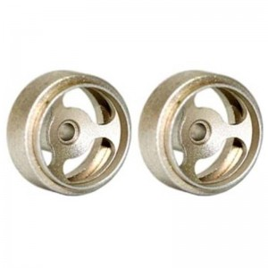 Sloting Plus Europa Wheels 16.9x8.5mm