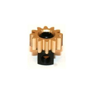 Sloting Plus Brass 12t Pinion Removable 7.5mm SP085712