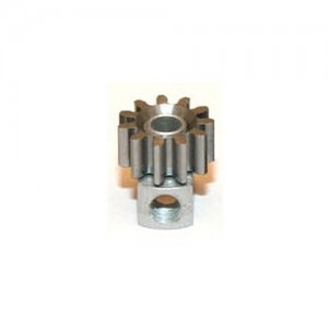 Sloting Plus Steel 11t Pinion Removable 6.5mm SP085211